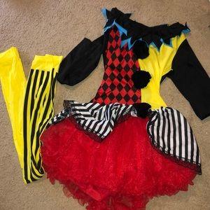 Other - Clown Halloween costume